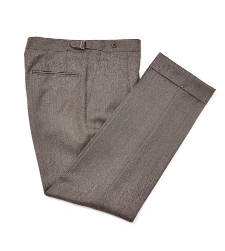 (Limited) Canonico Covertwool pants - beige